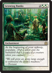 Growing Ranks - Foil