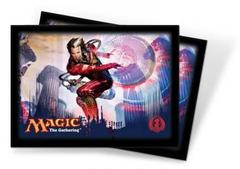 Return to Ravnica Izzet Standard Deck Protectors for Magic 80ct