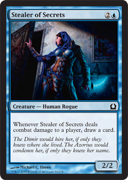 Stealer of Secrets - Foil