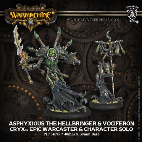 Big Kidz Games - Asphyxious the Hellbringer & Vociferon
