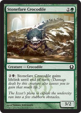 Stonefare Crocodile