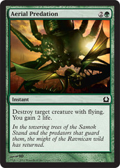 Aerial Predation - Foil on Channel Fireball