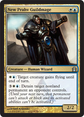 New Prahv Guildmage - Foil