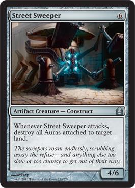 Street Sweeper - Foil