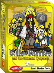 Killer Bunnies and Ultimate Odyssey: Land Starter Deck
