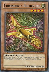 Chronomaly Golden Jet  - REDU-EN011 - Common - Unlimited Edition