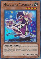 Madolche Magileine - REDU-EN024 - Super Rare - Unlimited Edition