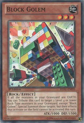 Block Golem - REDU-EN035 - Common - Unlimited Edition