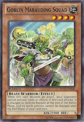 Goblin Marauding Squad - REDU-EN040 - Common - Unlimited Edition