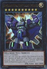 Superdimensional Robot Galaxy Destroyer - REDU-EN044 - Ultra Rare - Unlimited Edition