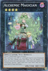 Alchemic Magician - REDU-EN047 - Super Rare - Unlimited Edition