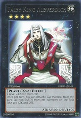 Fairy King Albverdich - REDU-EN049 - Rare - Unlimited Edition