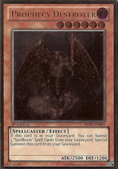 Prophecy Destroyer - REDU-EN081 - Ultimate Rare - Unlimited Edition