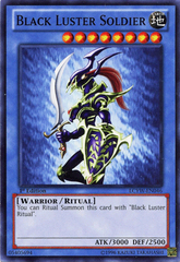 Black Luster Soldier - LCYW-EN046 - Common - 1st Edition
