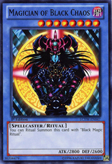 Magician of Black Chaos - LCYW-EN047 - Common - 1st Edition