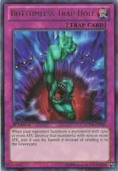 Bottomless Trap Hole - LCYW-EN181 - Ultra Rare - 1st Edition