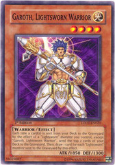 Garoth, Lightsworn Warrior - LODT-EN020 - Common - 1st Edition
