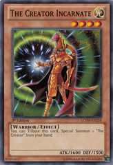 The Creator Incarnate - LCYW-EN258 - Common - 1st Edition