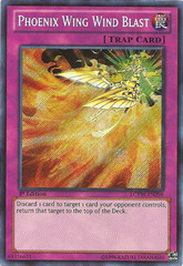 Phoenix Wing Wind Blast - LCYW-EN298 - Secret Rare - 1st Edition