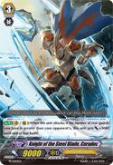 Knight of the Steel Blade, Caradoc - PR/0013EN - PR
