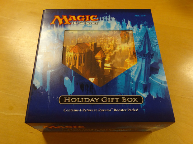 MTG Holiday 2012 Gift Box - Return to Ravnica