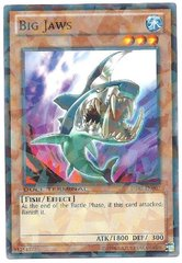 Big Jaws - DT07-EN002 - Parallel Rare - Duel Terminal on Channel Fireball