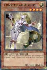 Constellar Algiedi - DT07-EN020 - Parallel Rare - Duel Terminal on Channel Fireball