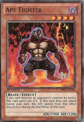 Ape Fighter - BP01-EN169 - Starfoil Rare - Unlimited Edition