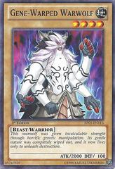 Gene-Warped Warwolf - BP01-EN116 - Starfoil Rare - Unlimited Edition