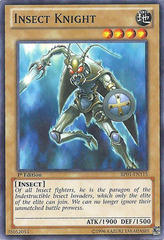 Insect Knight - BP01-EN115 - Starfoil Rare - Unlimited Edition