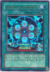Dangerous Machine Type-6 - LODT-EN096 - Ultra Rare - 1st Edition