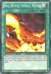 Big Wave Small Wave - SDRE-EN032 - Common - 1st Edition on Channel Fireball
