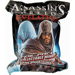 Assassins Creed - Revelations Single Figure Booster Pack