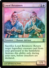 Loyal Retainers on Channel Fireball