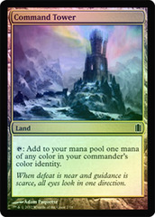 Command Tower - Foil