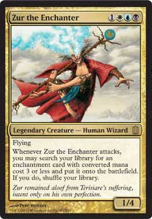 Oversized - Zur the Enchanter