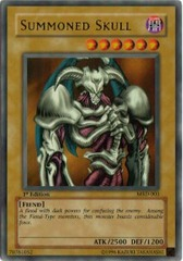 Summoned Skull - MRD-003 - Ultra Rare - 1st Edition