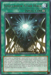 Spellbook Star Hall - ABYR-EN088 - Rare - 1st Edition