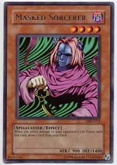 Masked Sorcerer - MRD-019 - Rare - 1st Edition on Channel Fireball