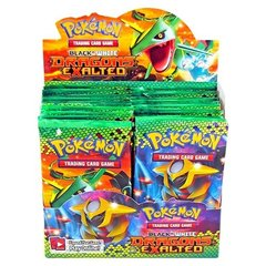 Pokemon Black & White BW6 Dragons Exalted Booster Box
