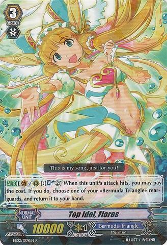 Top Idol, Flores - EB02/009EN - R