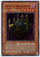 Castle of Dark Illusions - MRD-073 - Common - 1st Edition