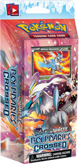 Pokemon Black & White: Boundaries Crossed - ColdFire Theme Deck