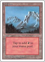 Mountain (C - Snowy)