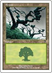 Forest (331) - Foil