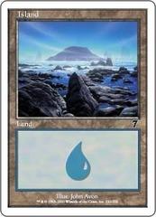 Island (334) - Foil
