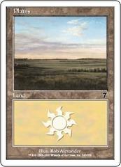 Plains (343) - Foil