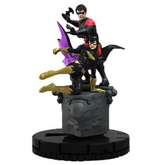 Nightwing and Batgirl (100)