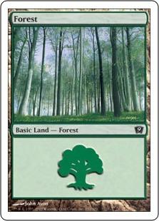 Forest (350) - Foil