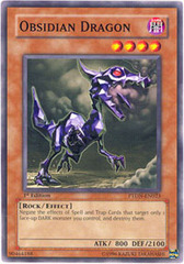 Obsidian Dragon - PTDN-EN023 - Common - 1st Edition